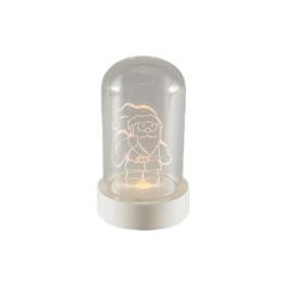 Decor de Masa cu LED - Mos Craciun
