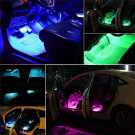 Lumini Ambientale LED Auto