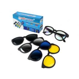 Ochelari de Soare 5 in 1 Magic Vision
