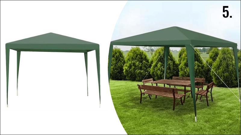 Pavilion Instant De Grădină – 3×3 m