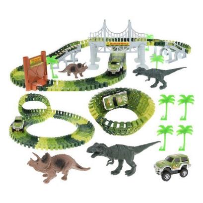 Pista de Masini - Dinosaur World