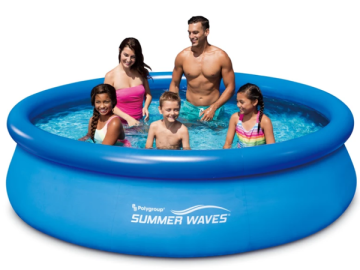 Set Piscina Summer Waves 306 x 76 cm