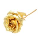Trandafir de Aur 24K - cu Suport Love