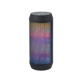 Boxa Portabila cu LED, Bluetooth, Radio FM