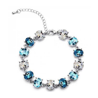 Bratara Blue Drops