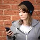 Caciula Cu Casti Stereo Bluetooth