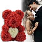 Ursulet Etern Din Trandafiri